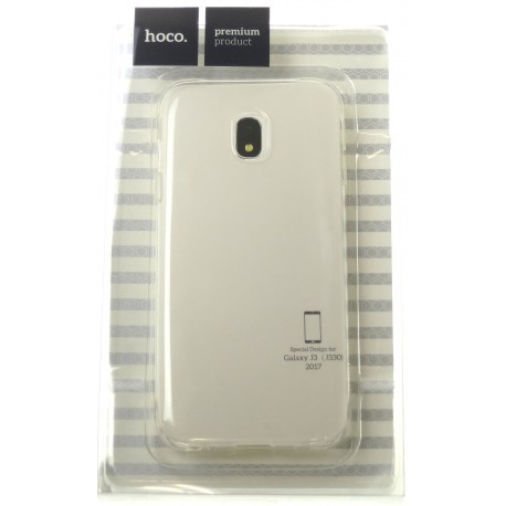 hoco. Samsung Galaxy J3 J330 (2017) transparent cover clear