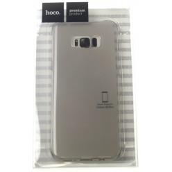 hoco. Samsung Galaxy S8 Plus G955F pouzdro transparentní šedá