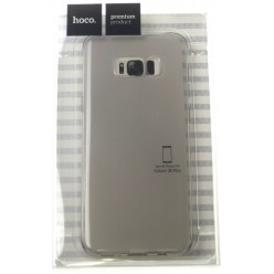 hoco. Samsung Galaxy S8 Plus G955F Transparent cover gray