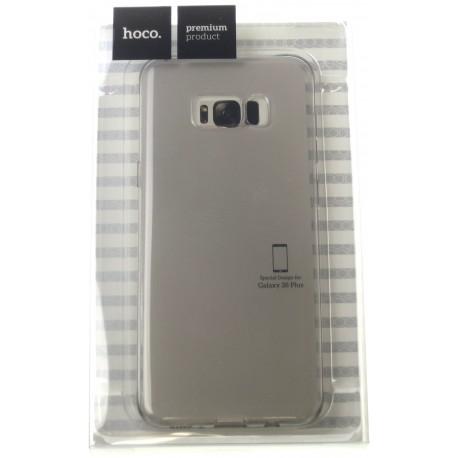 hoco. Samsung Galaxy S8 Plus G955F transparent cover gray