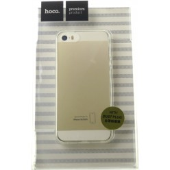 hoco. Apple iPhone 5, 5S, SE transparent cover clear