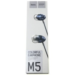 hoco. M5 earphone black