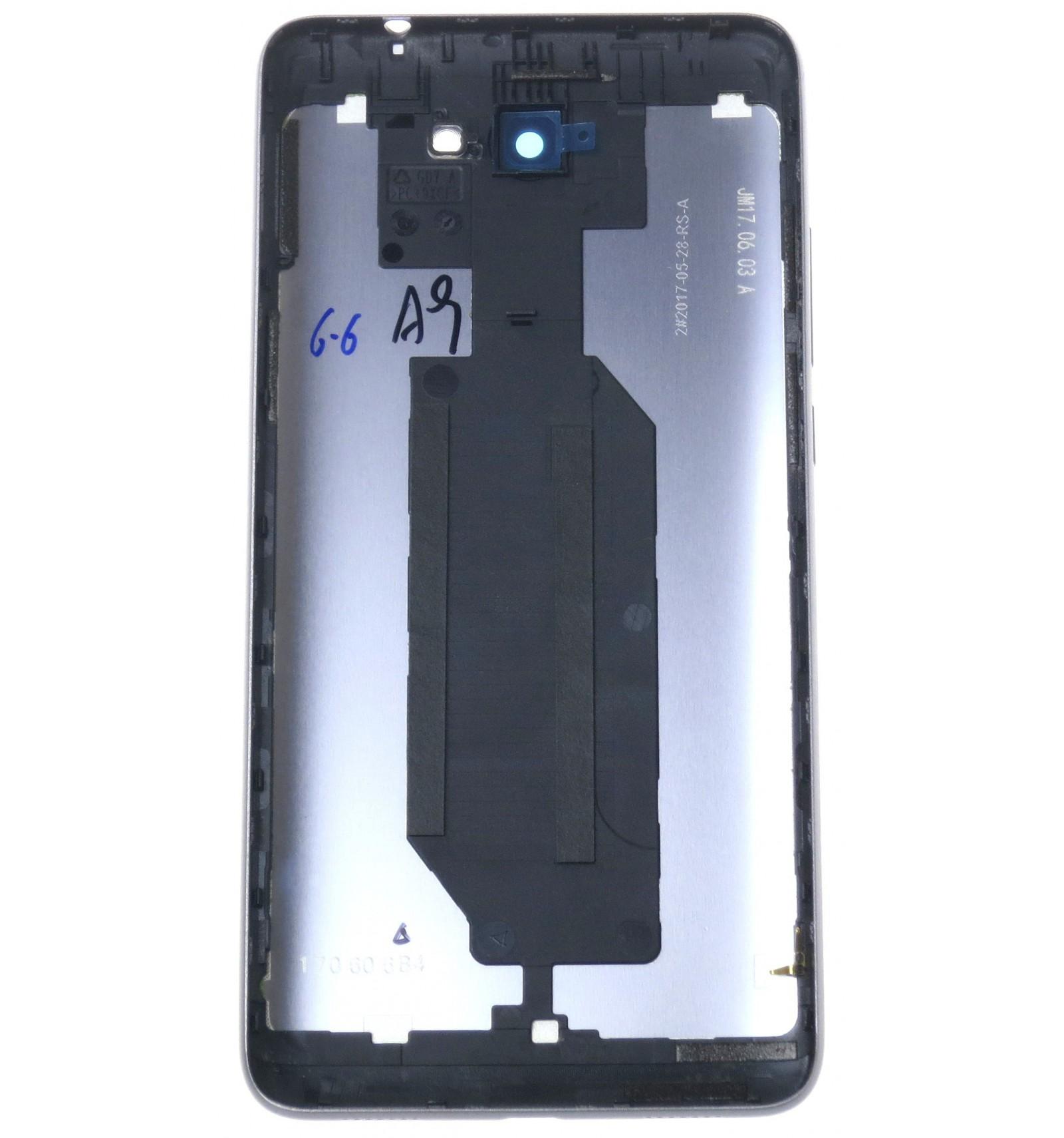 Battery cover gray original for Huawei Y7 Dual Sim (TRT-L21