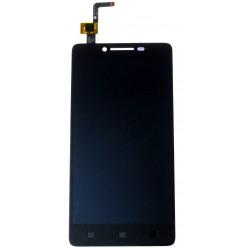 Lenovo A6000 - LCD displej + dotyková plocha černá
