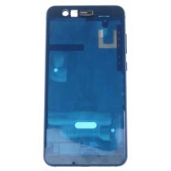 Huawei P10 Lite rám stredový modrá OEM