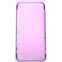 Apple iPhone X LCD adhesive sticker black - original