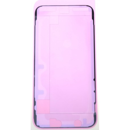 Apple iPhone X LCD adhesive sticker black - original