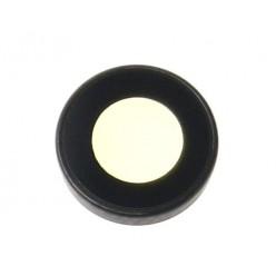 Apple iPhone 8 Sklíčko kamery čierna