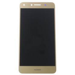 Huawei Y5 II LCD displej + dotyková plocha zlatá OEM