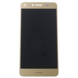 Huawei y5 II Single sim - LCD displej + dotyková plocha zlatá