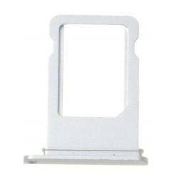 Apple iPhone 7 Plus - Držák SIM stříbrná
