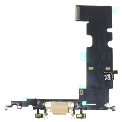 Apple iPhone 8 Plus - Flex nabíjecí zlatá