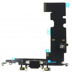 Apple iPhone 8 Plus - Flex nabíjecí černá