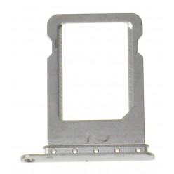 Apple iPhone X - Držák SIM stříbrná