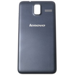 Lenovo S580 Battery cover black - original