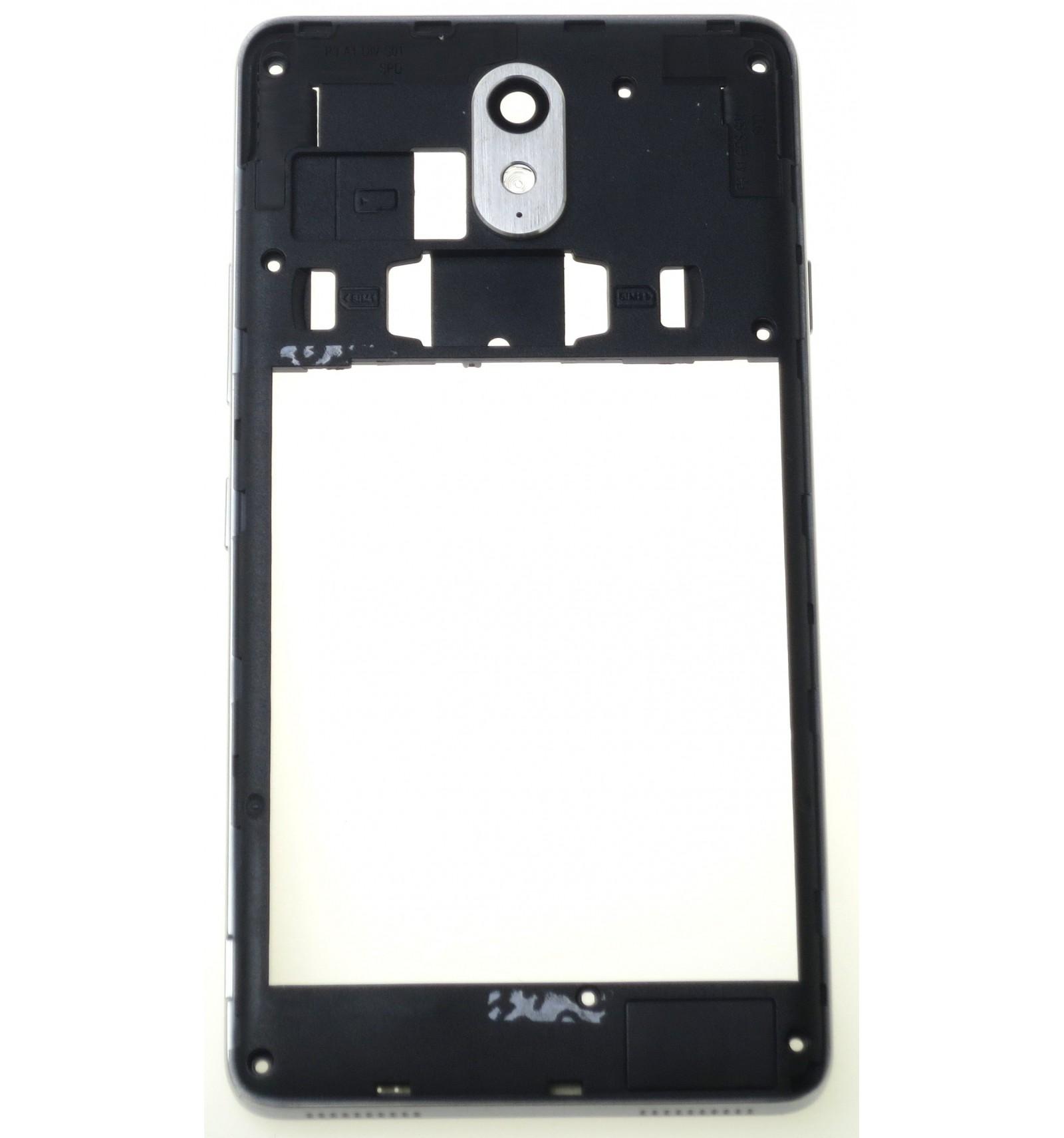 Middle frame original for Lenovo Vibe P1m | lcdpartner com