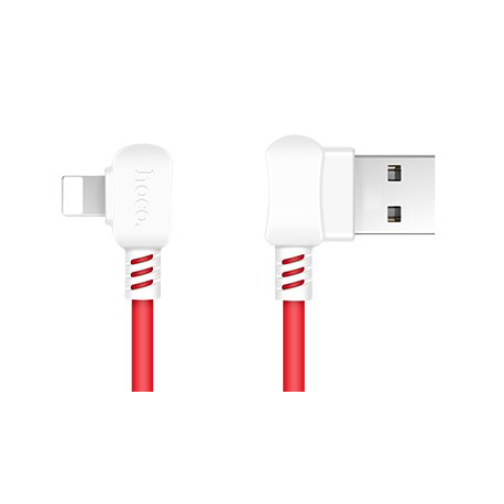 hoco. X19 charging cable lightning white