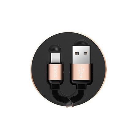 hoco. U23 charging cable type-c gold