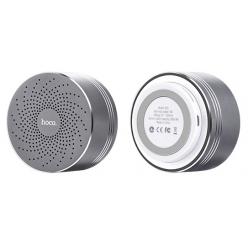 hoco. BS5 wireless speaker silver
