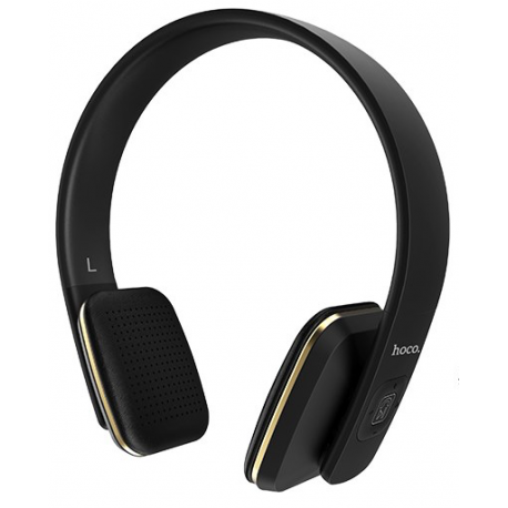 hoco. W9 wireless headphone black
