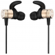 hoco. ES8 sporting bluetooth earphone gold