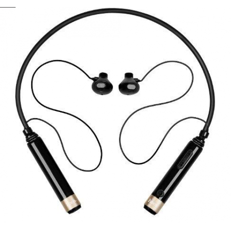 hoco. ES6 bluetooth earphone black
