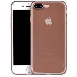 hoco. Apple iPhone 7 Plus, 8 Plus puzdro ultratenké čierna priesvitná