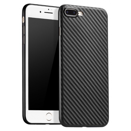 Ultra thin cover black carbon for hoco. Apple iPhone 7 Plus 7138b6d9ba3