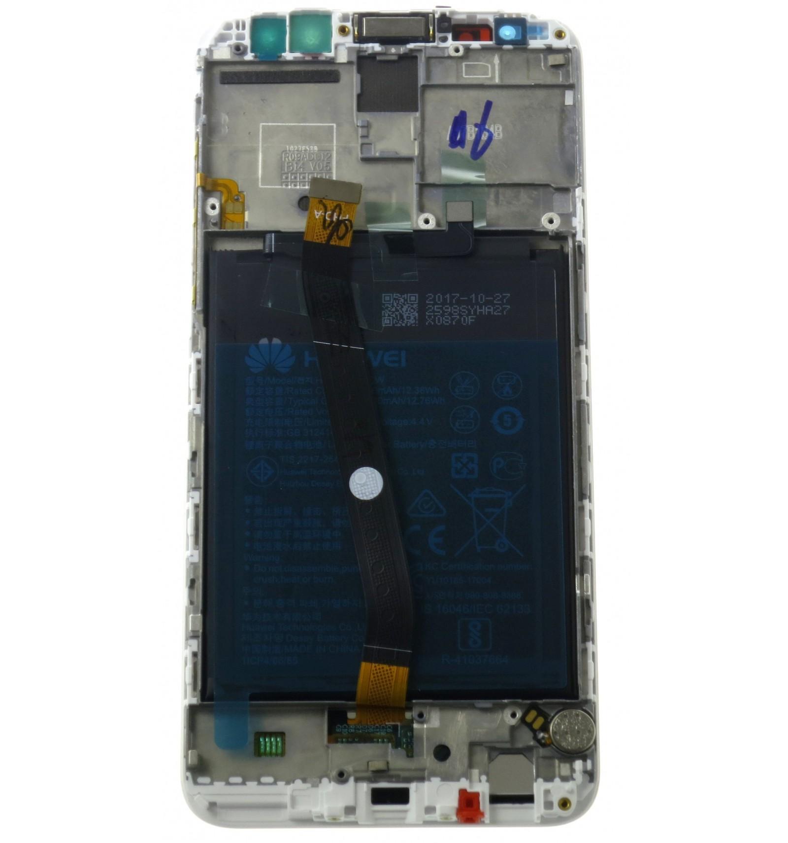 Lcd Touch Screen Frame Small Parts White Original For Huawei Touchscreen Plus Xiaomi Redmi 3 3s 3x 3pro Mate 10 Lite