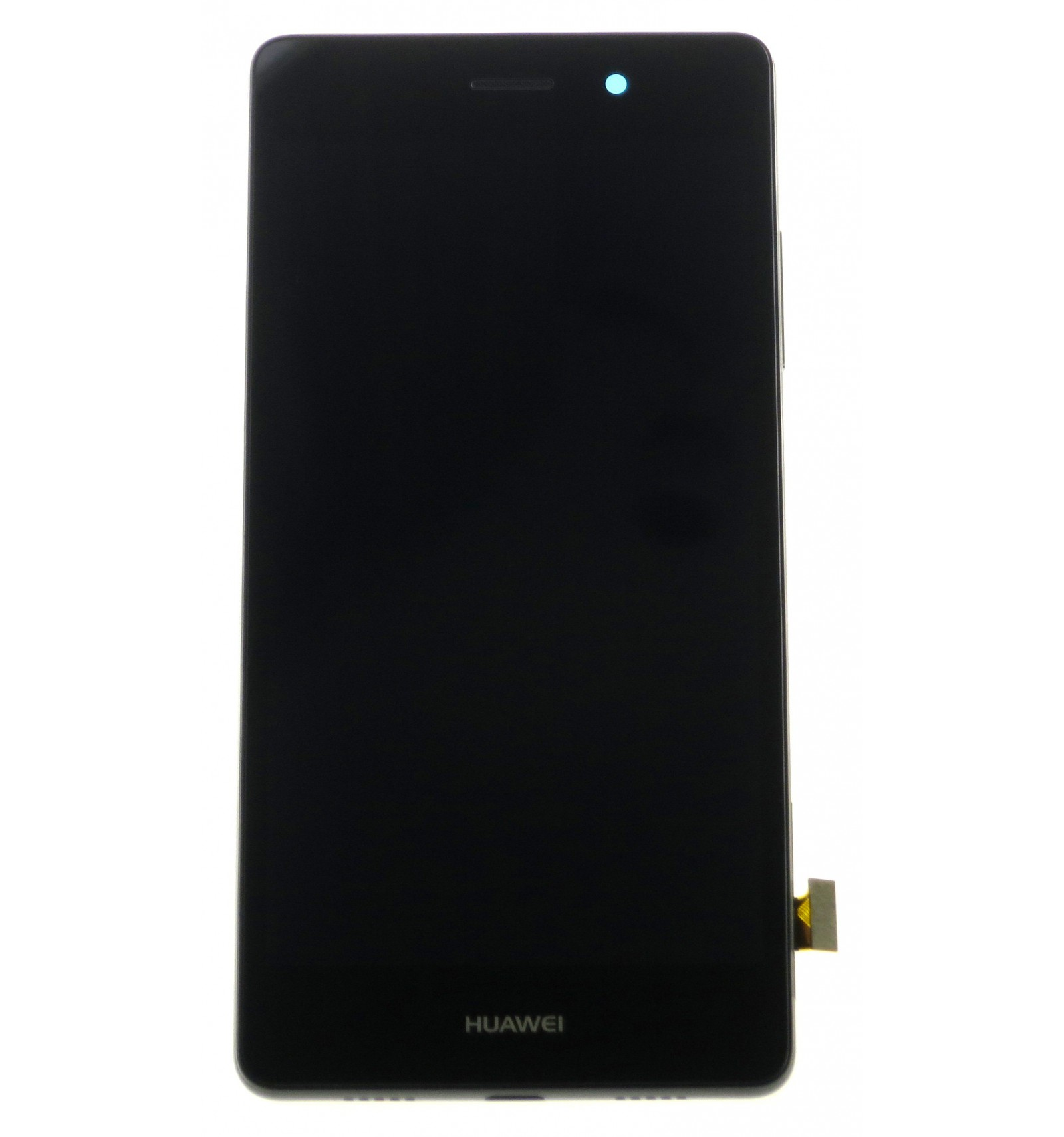 Lcd   Touch Screen   Frame   Small Parts Black Original