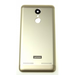 Lenovo K6 - Battery cover gold
