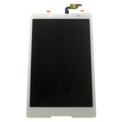 Lenovo Tab 3 850F - LCD + touch screen white