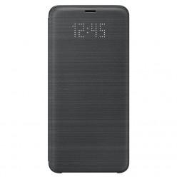 Samsung Galaxy S9 Plus G965F led view puzdro čierna originál