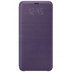 Samsung Galaxy S9 Plus G965F led view puzdro fialová originál