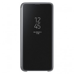 Samsung Galaxy S9 Plus G965F - Clear view standing puzdro čierna - originál