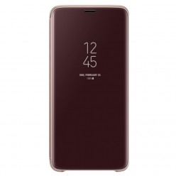 Samsung Galaxy S9 Plus G965F - Clear view standing cover gold - original