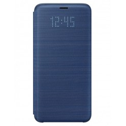 Samsung Galaxy S9 G960F - Led view cover blue - original