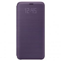Samsung Galaxy S9 G960F - Led view pouzdro fialová - originál