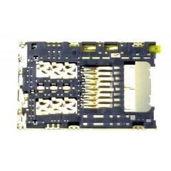 Sony Xperia Z5 E6653 - Držiak sim a microSD