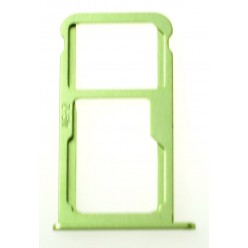 Huawei P10 (VTR-L29) - SIM and microSD holder green - original