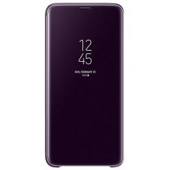 Samsung Galaxy S9 Plus G965F - Clear view standing puzdro fialová - originál