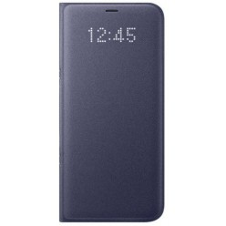 Samsung Galaxy S8 Plus G955F - Led view cover violet - original