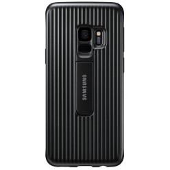 Samsung Galaxy S9 Plus G965F - Protective standing puzdro čierna - originál