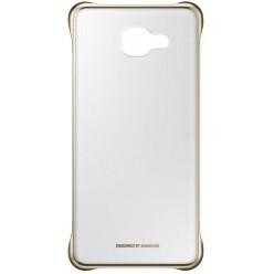 Samsung Galaxy A5 A510F (2016) - Clear puzdro zlatá - originál