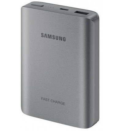 Samsung battery pack 10.200mAh silver original