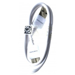 Samsung datovy kabel ECB-DU4AWE micro USB biely