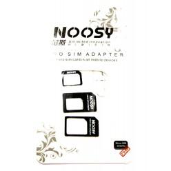 Adapter na SIM karty 3v1 Noosy