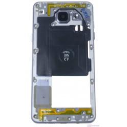 Samsung Galaxy A5 A510F (2016) - Rám stredový čierna - originál – vrátené do 14 dní