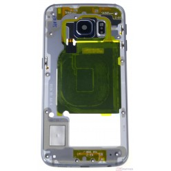 Samsung Galaxy S6 Edge G925F - Rám středový černá - originál – vrátené do 14 dní