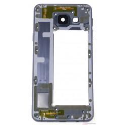 (Produkt vrátený do 14 dní) Samsung Galaxy A3 A310F (2016) rám stredový čierna originál